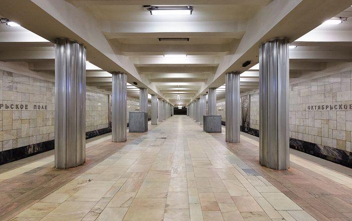 персональным входом в метро
