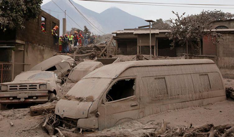 В Гватемале