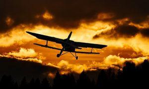 легкомоторный самолёт
