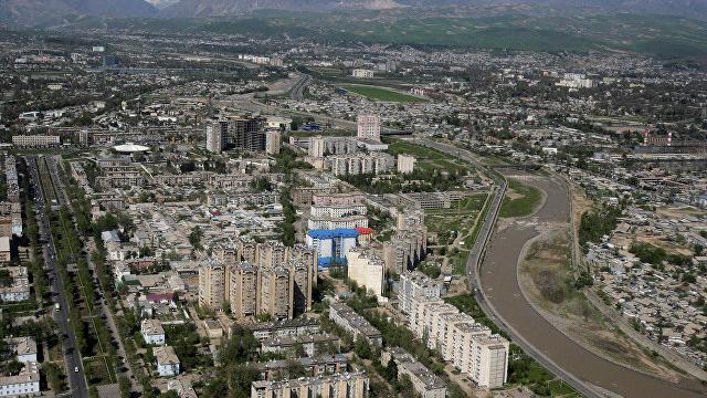 в Таджикистане
