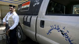 Ираке