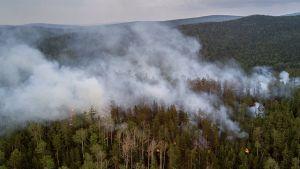 157 пожарных-десантников