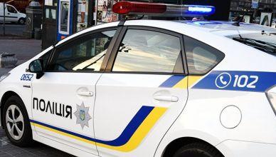 Украинские полицейские