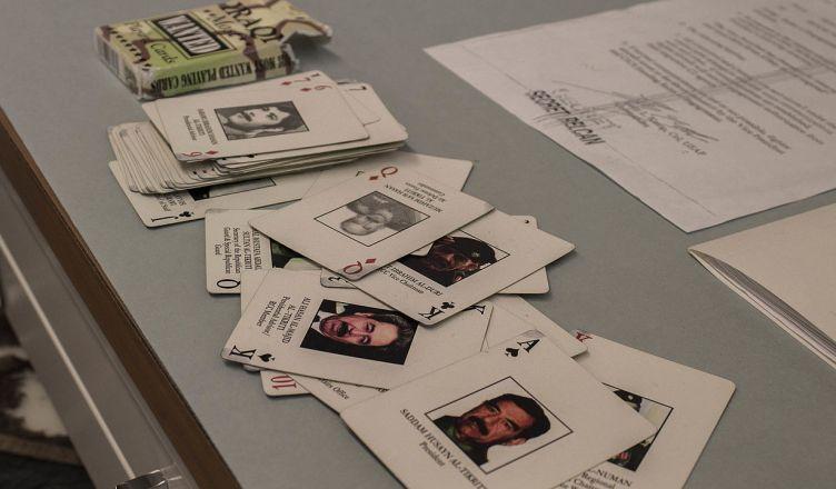 игральных карт