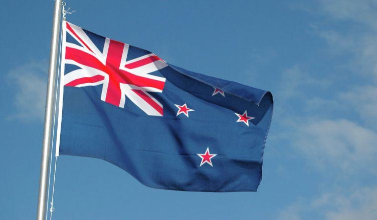 в Новой Зеландии