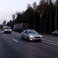 на Минском шоссе