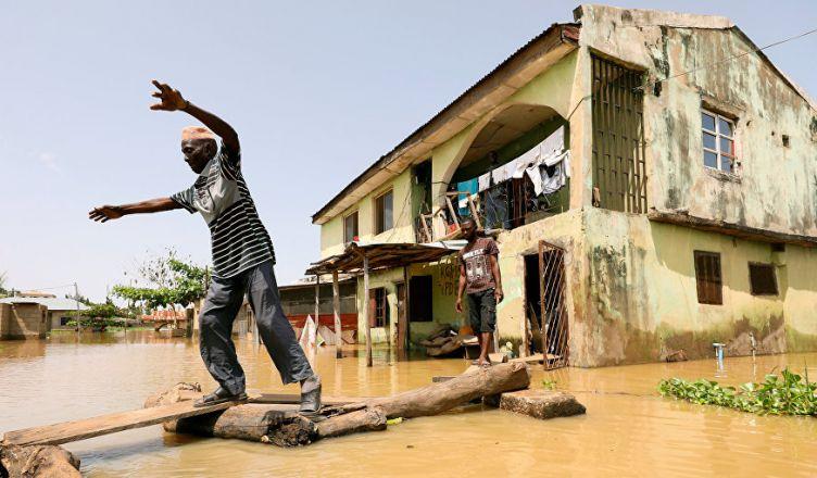 Наводнение в Нигерии