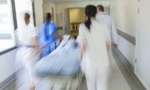 больницах