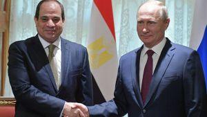 России и Египта