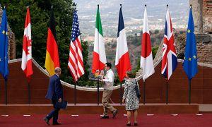 саммите G7