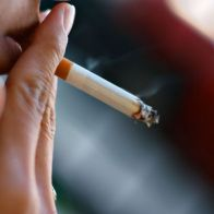 курением