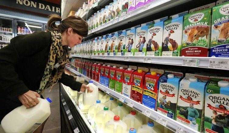 молочных