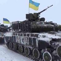 Донбассе