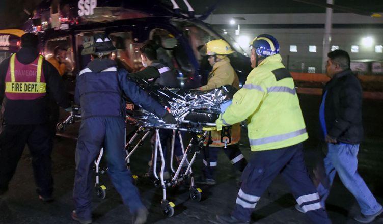 Минимум 20 человек погибли