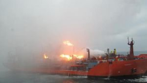 танкерах