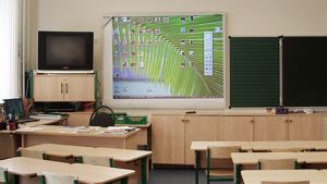 Учительница русского языка