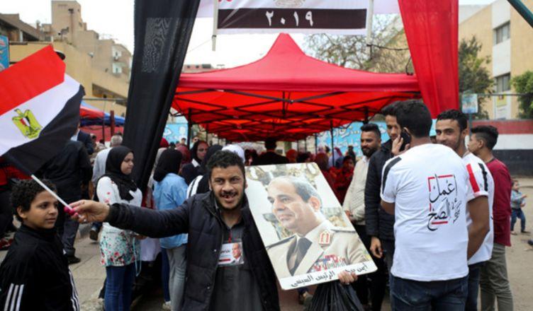 египетских граждан