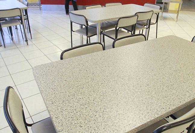 обедать в школьных столовых
