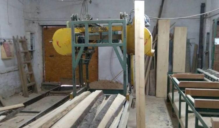 деревообрабатывающий цех