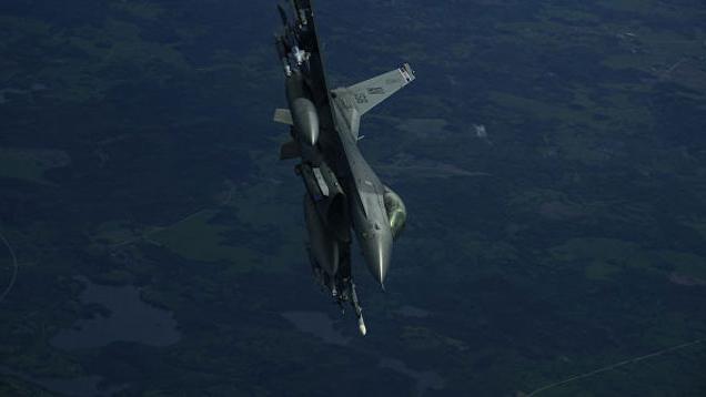 истребителя F-16