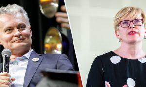 двух кандидатов