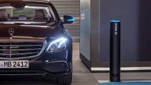 автономной парковки