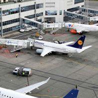 аэропортах