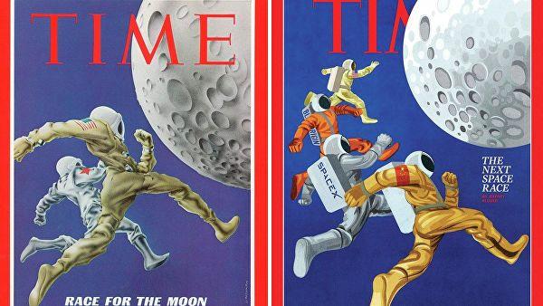 астронавты