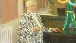 Татьяна Анофриева