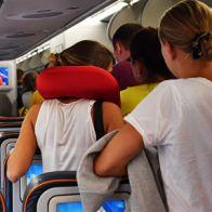 в самолётах?