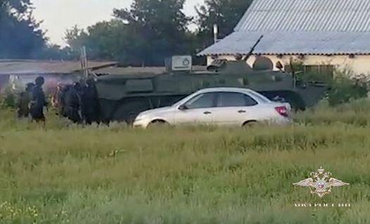 грабителей из Татарстана