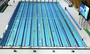 бассейне