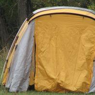 палатке