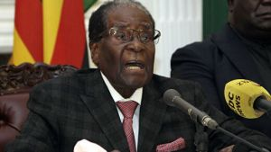 Зимбабве Роберт Мугабе