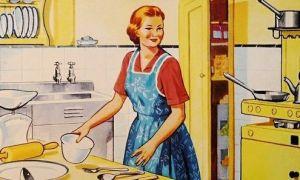 «домохозяйка»
