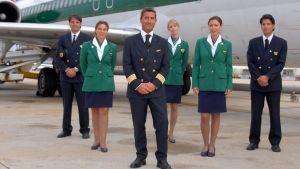 авиакомпании Alitalia