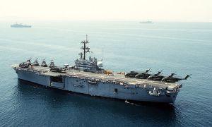 десантных корабля