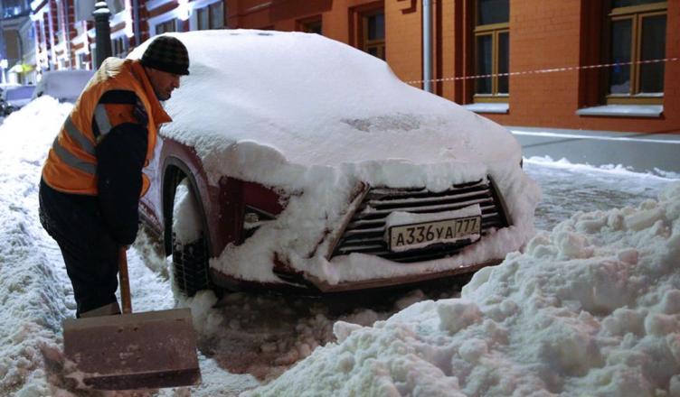 «автомобильная зима»