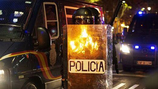 в центре Барселоны