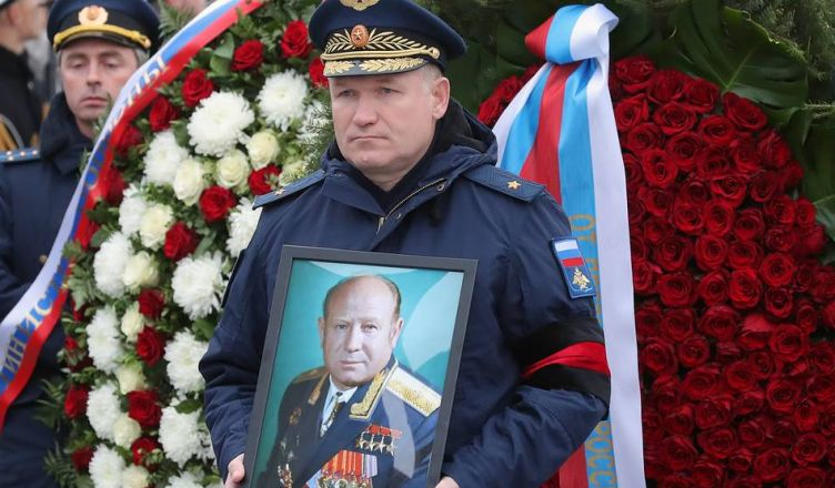 космонавта Алексея Леонова