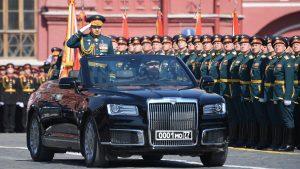 Парад в Москве указ подписан