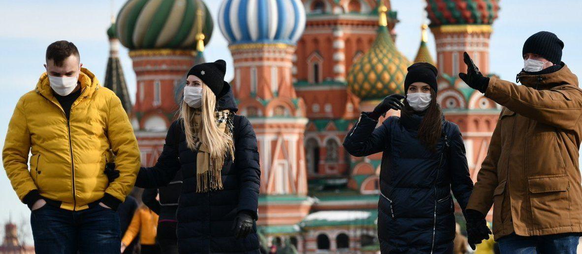 С 1 июня в Москве будут открыты магазины и парки