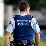 Новая Зеландия - полиция