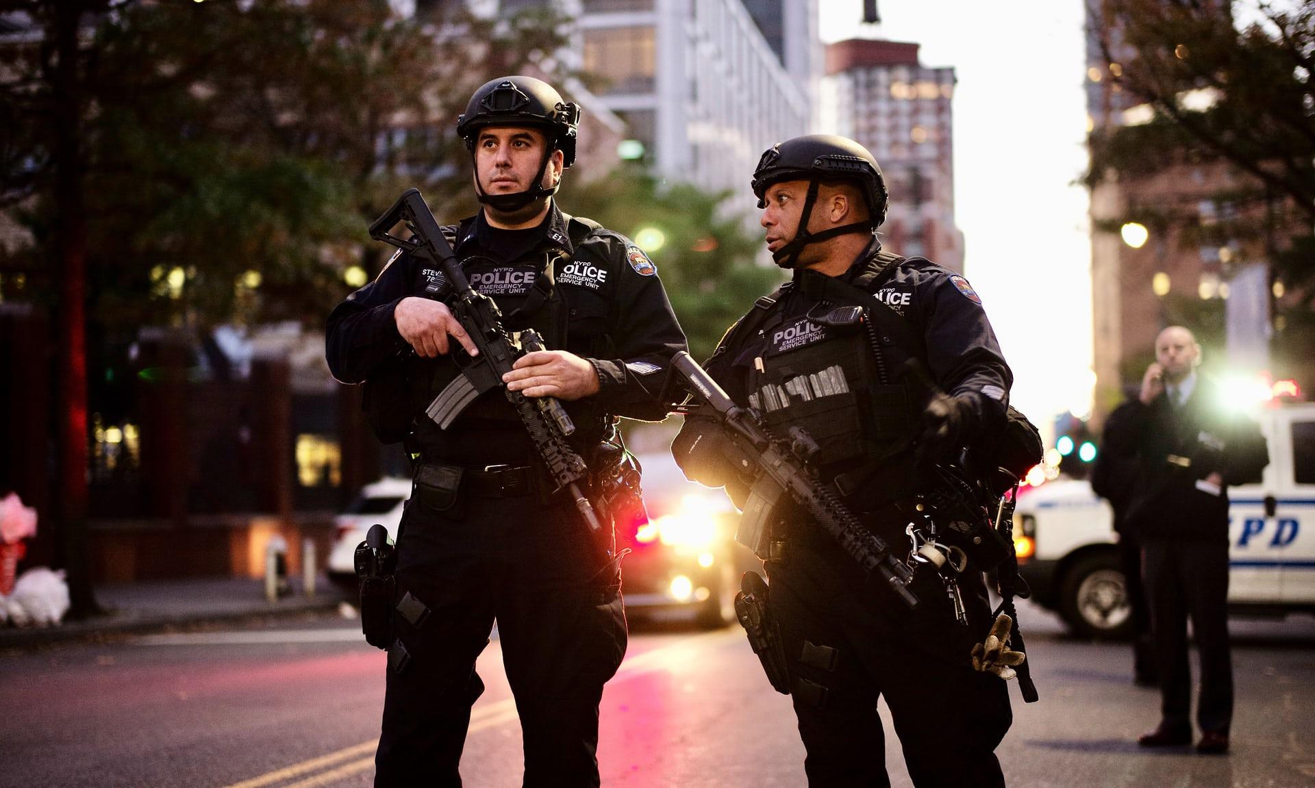 Картинка полиция сша