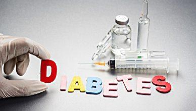 Диабетом