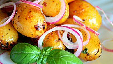 Картофелем