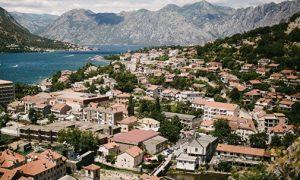 улететь в Черногорию