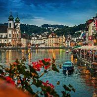 Швейцарию