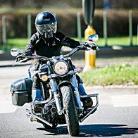 Мотоциклистов