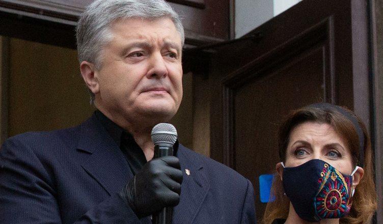 Пётр Порошенко заразился